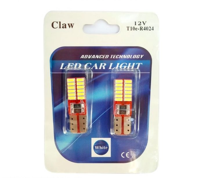 لامپ T10 كنباس Claw-High Power
