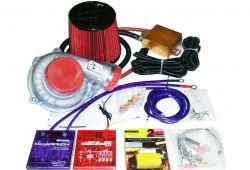 پکیج توربو شارژر الکتریکی حرفه ای و قدرتمند