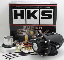 سوپاپ تخلیه فشار هوای توربو ( HKS SUPER SQV IV Bllow Off Valve ( BOV