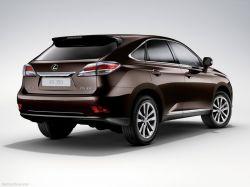 نقدو بررسی و قیمت به روز خودرو لکسوس Lexus RX 350